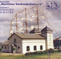 Broschüre Förderverein Maritimer Denkmalschutz