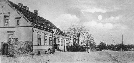 Bürgerhaus historisch