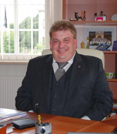 Bürgermeister Sven Gregor