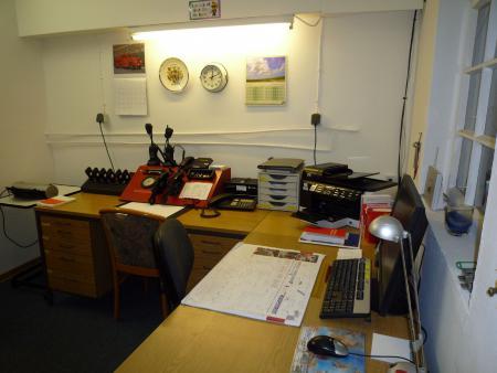Büro 2011