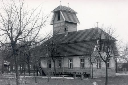 Burg alte Feuerwehr
