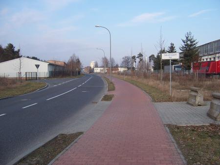 ERschließung Industriepark