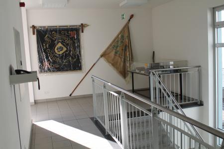 Neubau Treppenhaus