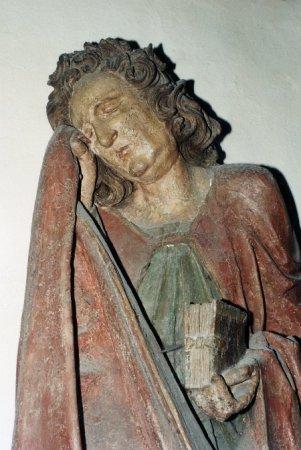 Johannes /Kreuzigungsgruppe Bild