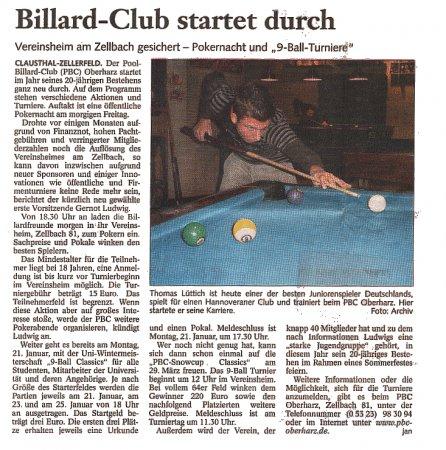 Billard-Club startet durch.bmp
