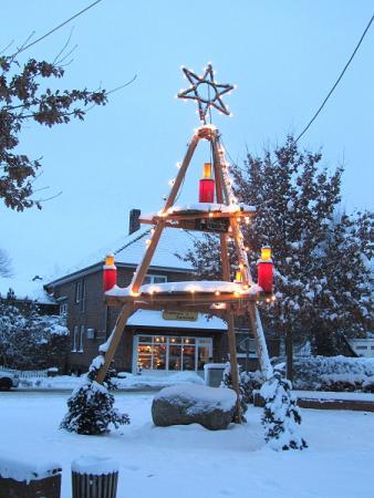 Weihnachspyramide1