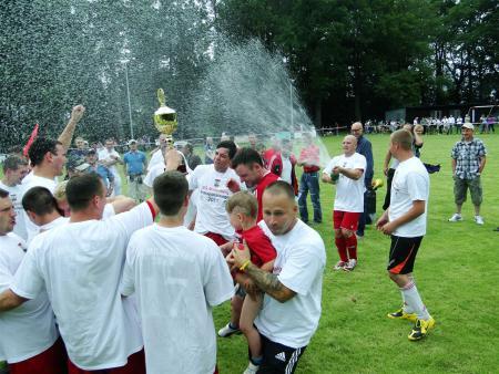 SG Mildenberg Pokalsieger 2011