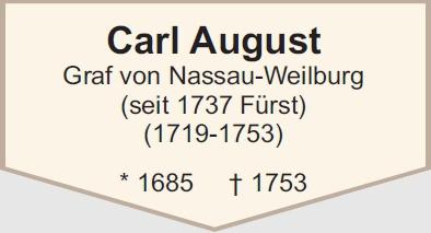 Carl August (beschreibung)