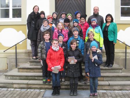 Besuch VG Ebelsbach 2013