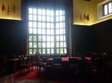 Konferenzraum Schloss Cecilienhof