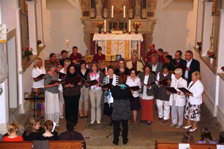 Kirchenchor Borna