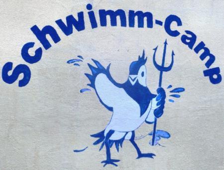 Schwimm-Camp