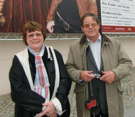 Barbara und Winfried Junge, 2013