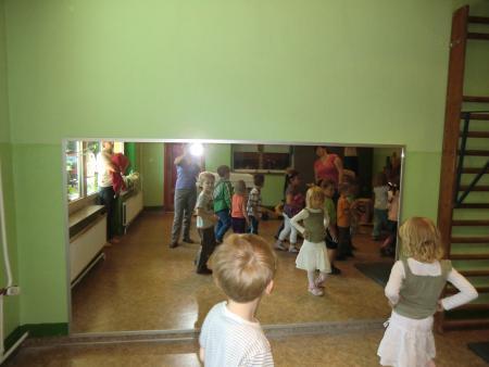 Tanzspiegel