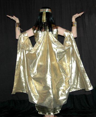 Cleopatra rückwärts