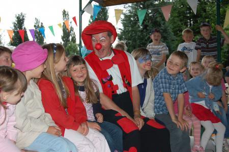 Clown Bambino - 1A-PartyExpress Künstleragentur Programm 035