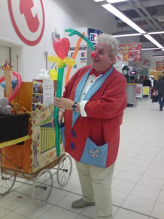 Clown Husch - 1A-PartyExpress - Ingolf Timm 1.JPG