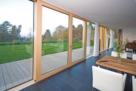 Holz alu fenster erfahrungen  Bau- & Möbeltischlerei / Glaserei Timme - CT-Holz-Aluminium-Fenster