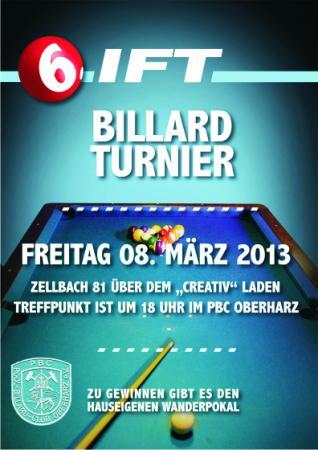 IFT Turnier