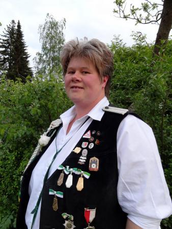 Kompanieführerin Damen Tanja Glabbatz