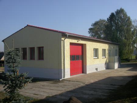 Feuerwehrgerätehaus Gemeindeteil Dammendorf