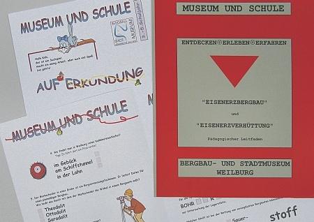 Das Programm -Museum und Schule-