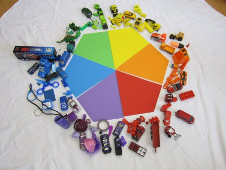 Farbkreis Kl.1a