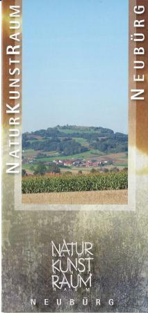 NaturKunstRaum Flyer