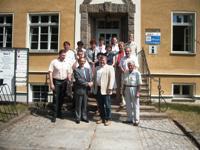 Pressetermin Auftakt 30.06.2010