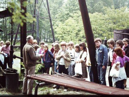 Museumsführung 1983
