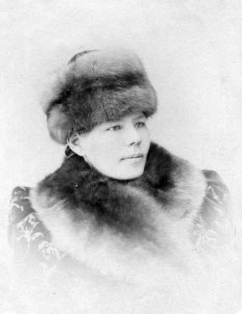 Jekaterina Timm, geb. Gnilägina