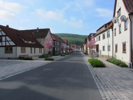 Straße der Einheit