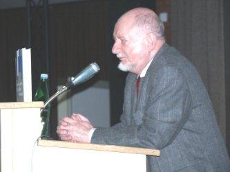 Dr. Helmut Leppien 2004 am Johanneum
