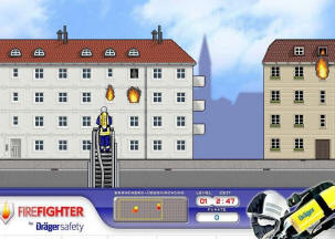 Draeger Firefighter Game