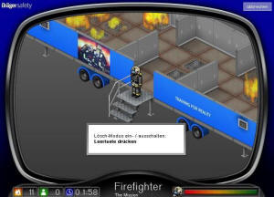 Draeger Firefighter - The Mission