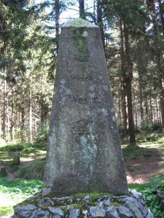 Dreistromstein