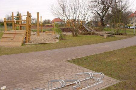 Spielplatz - Weg