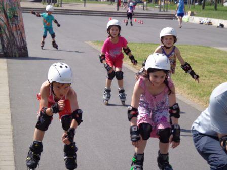 Inline-Skate-Kurs 3