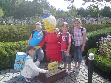 Legoland :)
