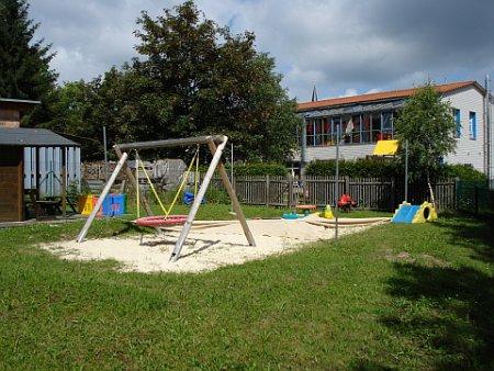 Kleinkind-Garten