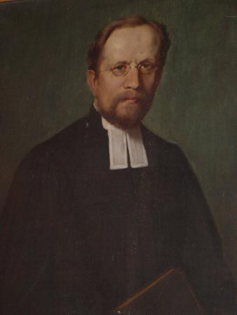 Pastor Mühlenhardt