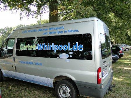 Reisebus von Carsten Krause