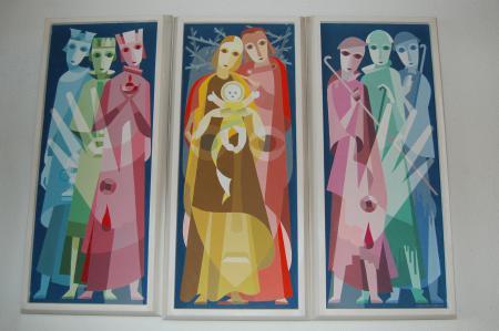 Das Triptychon