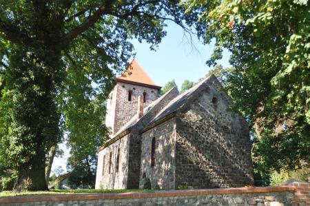 Dorfkirche in Hermersdorf