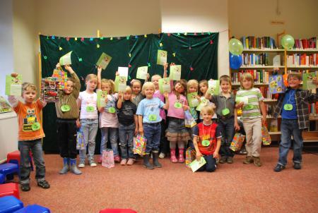 Bibfit-Kinder 2011