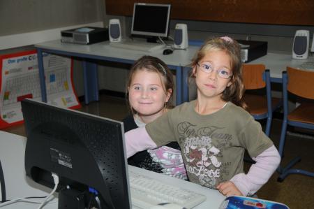 Laura und Lea 2