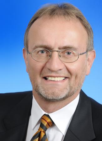 Landrat Rainer Kaul
