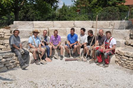 Steininger Bau ganztagesgrundschule buttenheim schülerbetreuung