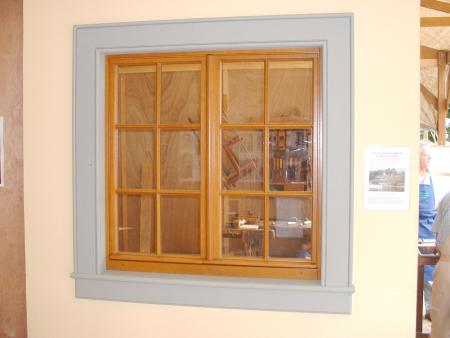 Das Harzfenster