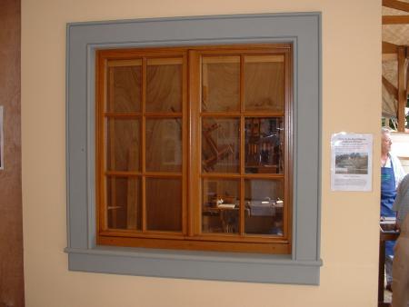 Das Harzfenster 1